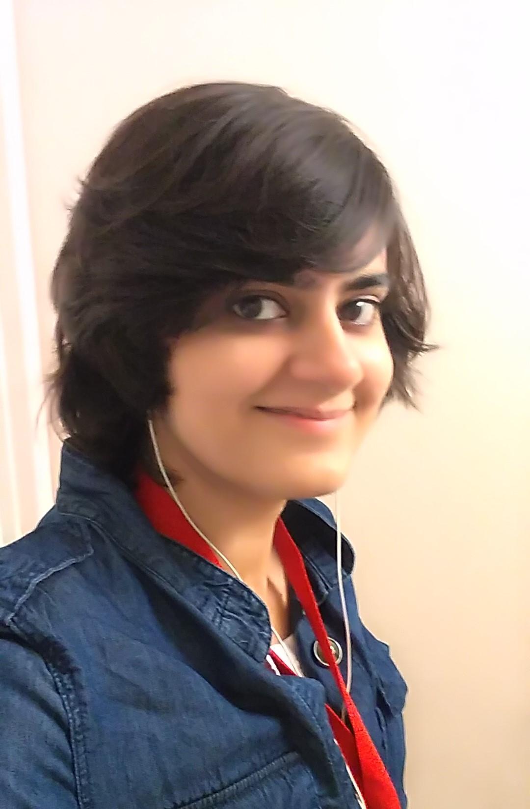 Aniqa Rehman - Pakistan